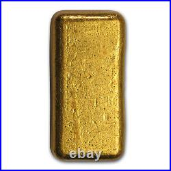 5 oz Gold Bar Perth Mint (Poured, Old Style Swan) SKU#53966