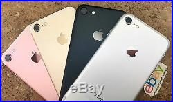 Apple iPhone 7 (32GB 128GB 256GB) Unlocked AT&T T-Mobile Sprint (All Colors)