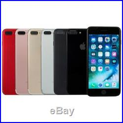 Apple iPhone 7 Plus Mint Condition AT&T Sprint T-Mobile Verizon or Unlocked A+