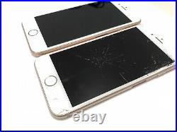 Apple iPhone 8 64GB Gold (AT&T) Lot Of 2 As Is Icloud