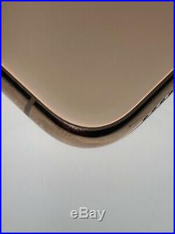Apple iPhone Eleven11 Pro Max 64GB Gold A2161 AT&T/Cricket/H20/Net10 Near Mint