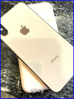 Apple iPhone XS/256GB/Gold (AT&T) BUNDLE with Apple Smart Battery Case ($129) MINT