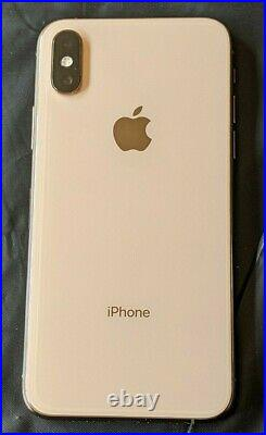 Apple iPhone XS 256GB Gold (Unlocked) A1920 (CDMA + GSM) MINT A+ CONDITION