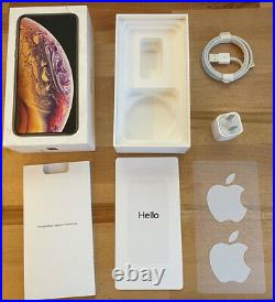 Apple iPhone XS 256GB Gold (Unlocked/T-Mobile) MINT Condition