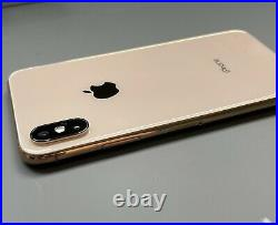 Apple iPhone XS 64GB Gold MINT CONDITION! + All Accessories