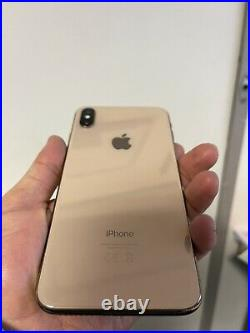 Apple iPhone XS Max 256GB Gold (Unlocked) Mint Condition Next Day Delivery