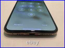 Apple iPhone XS Max 64GB A1921 Gold Passcode/IC Locked Mint Condition Ships Fast