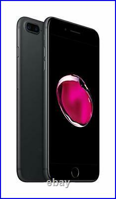 Apple iphone 7 Plus 32GB 4G LTE (T-Mobile/ Mint/ Ultra) + 3 Months Free Service