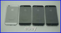 Bulk Lot of 10 Defective AS-IS For Repair Apple iPhone 5s A1533 Cell Phones