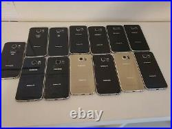 Lot of 13 Samsung Galaxy S6 (Parts only!)