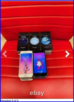 Lot of 50 Iphones Iphone 6s And 6 Unlocked and Mixed