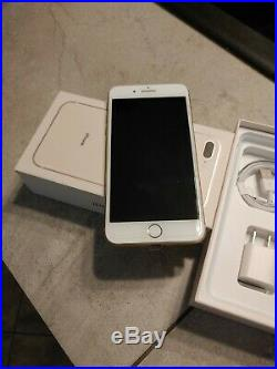 MINT Apple iPhone 8 Plus 64GB Gold (AT&T) A1897 (GSM) with all accessories