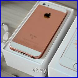 MINT iPhone SE Unlocked for International GSM/CDMA withBox Accessories A++ Garde
