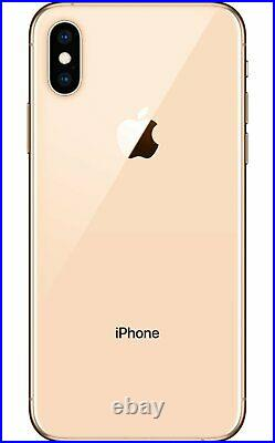 NEW Apple iPhone XS Max 256GB Gold T-Mobile + Metro + Mint A1921