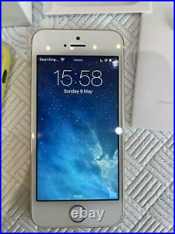 RARE iOS 7.1 Apple iPhone 5s 16GB Gold MINT CONDITION